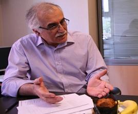 مصاحبه با دکتر پورزاهدی در خصوص تالیف کتاب